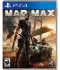 PS4 【北米版】Mad Max[ワーナー・ホーム・ビデオ]《在庫切れ》