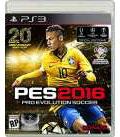 PS3 【北米版】Pro Evolution Soccer 2016[コナミ]《在庫切れ》