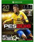 Xbox One 【北米版】Pro Evolution Soccer 2016[コナミ]《在庫切れ》