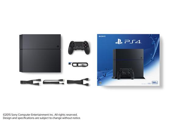 PlayStation4 (CUH-1200) ジェット・ブラック[SCE]【送料無料】《在庫切れ》