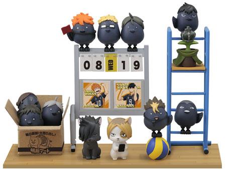 Haikyuu!! Mannen Scoreboard Diorama Calendar(Pre-order)ハイキュー!! 万年スコアボードジオラマカレンダーAccessory