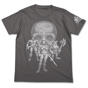 ゴールデンアックス プレイヤーTシャツ/ミディアムグレー-XL