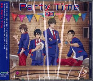 CD 青酢 / 「Party Time」 (「新テニスの王子様」より)[キングレコード]《在庫切れ》
