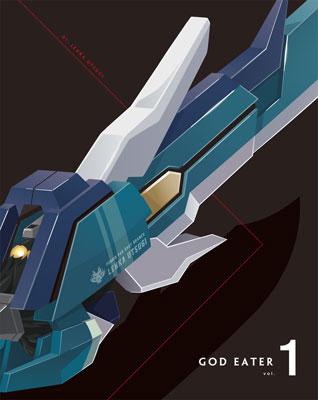 BD GOD EATER vol.1 特装限定版 (Blu-ray Disc)[バンダイビジュアル]《取り寄せ※暫定》