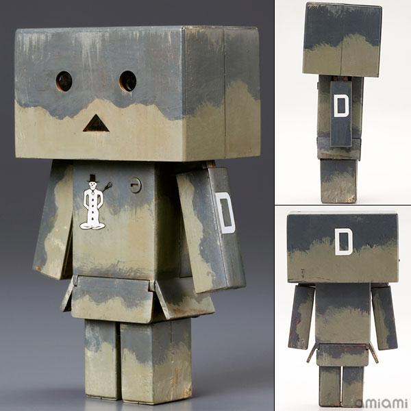Yotsuba&! - Danboard [Mini] KOW YOKOYAMA Ver. Plastic Model(Pre-order)よつばと! ダンボー[ミニ]KOW YOKOYAMA Ver. プラモデルAccessory