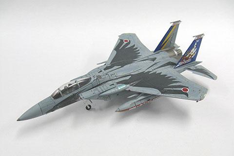 技MIX 技AC45 1/144 航空自衛隊 F-15J 第204飛行隊創設50周年&空自創設 60周年 (那覇基地)[トミーテック]《発売済・在庫品》