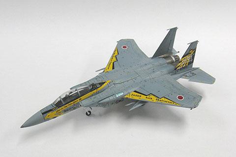 技MIX 技AC46 1/144 航空自衛隊 F-15J 第306飛行隊 空自創設60周年 (小松基地)[トミーテック]《取り寄せ※暫定》