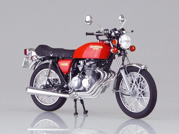 1/12 ネイキッドバイク No.15 Honda CB400FOUR プラモデル(再販)[アオシマ]《取り寄せ※暫定》