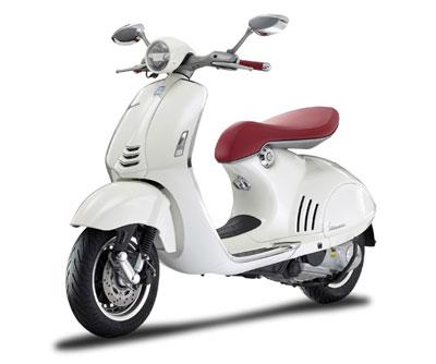 1/12 Complete Motorcycle Model VESPA 946(Pre-order)1/12 完成品バイク VESPA 946Accessory