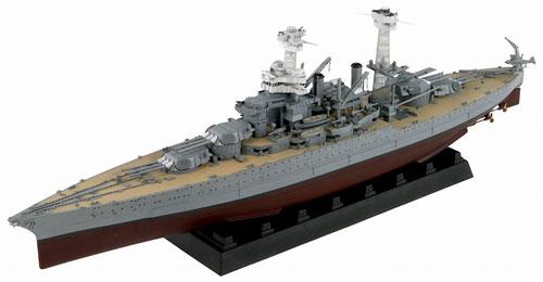 1/700 米海軍 戦艦 BB-43 テネシー 1941 プラモデル[ピットロード]《取り寄せ※暫定》