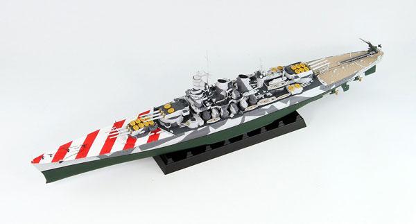 1/700 イタリア海軍 戦艦 ローマ 1943 プラモデル[ピットロード]《取り寄せ※暫定》