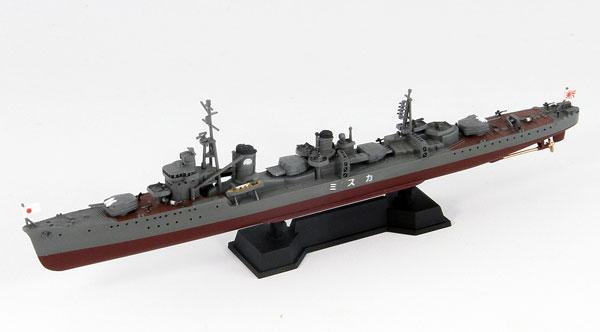 1/700 日本海軍 朝潮型駆逐艦 霞 新装備パーツ付 プラモデル[ピットロード]《取り寄せ※暫定》