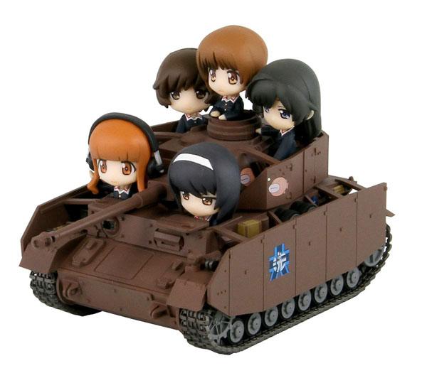 IV号戦車D型改(H型仕様) エンディング