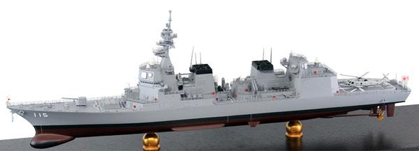 1/350 海上自衛隊 護衛艦 DD-115 あきづき プラモデル[ピットロード]【送料無料】《発売済・在庫品》
