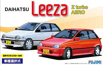 1/24 インチアップシリーズ No.149 ダイハツリーザZ/エアロ プラモデル[フジミ模型]《取り寄せ※暫定》