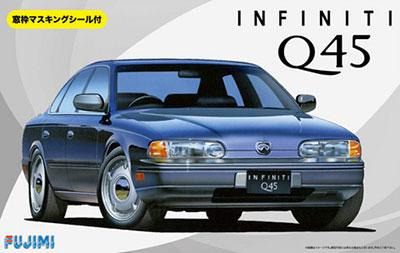 1/24 インチアップシリーズ No.146 インフィニティQ45 プラモデル[フジミ模型]《取り寄せ※暫定》