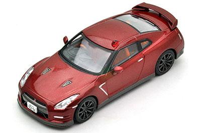 トミカリミテッドヴィンテージ ネオ あぶない刑事01 日産GT-R 2014(赤)[トミーテック]《在庫切れ》