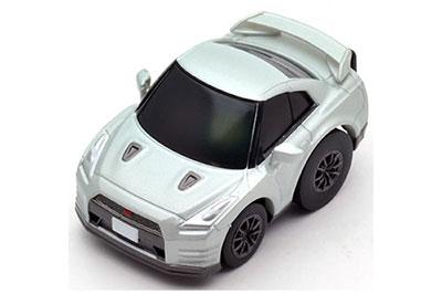 チョロQ zero Z-39a 日産GT-R 2014MODEL(銀)[トミーテック]《取り寄せ※暫定》