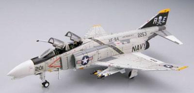 技MIX AC128 1/144 U.S.NAVY F-4N VF-84[トミーテック]《在庫切れ》