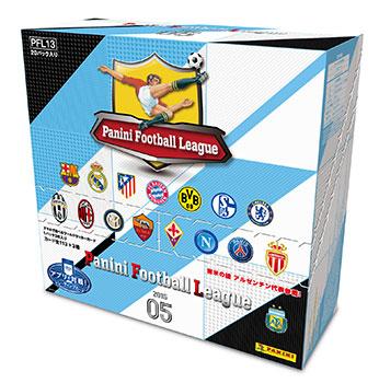 パニーニ フットボール リーグ 2015-05【PFL13】 20パック入りBOX[バンダイ]《在庫切れ》