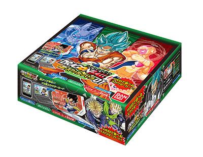 ドラゴンボール超 スカウターバトル 第1弾【DBS01】 ブースターパック 30パック入りBOX[バンダイ]《在庫切れ》