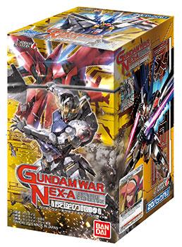 ガンダムウォーネグザ 第11弾ブースターパック 『反逆の咆哮』 20パック入りBOX(BOX特典:カード 付)[バンダイ]《在庫切れ》