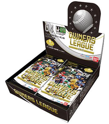 プロ野球オーナーズリーグ 2015 04【OL24】 20個入りBOX[バンダイ]《在庫切れ》
