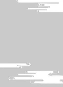 キャラクタースリーブプロテクター 【世界の文様】 「霞雲」 パック[ブロッコリー]《取り寄せ※暫定》