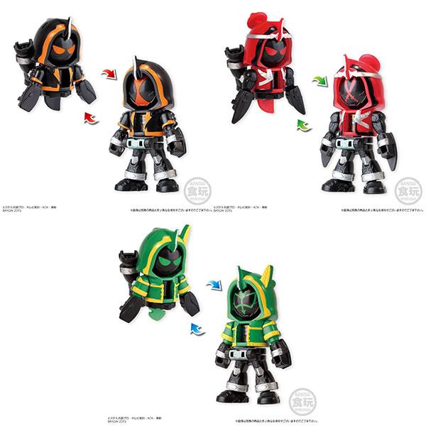 仮面ライダーゴースト ガンガンチェンジゴースト10個入りBOX(食玩)[バンダイ]《在庫切れ》