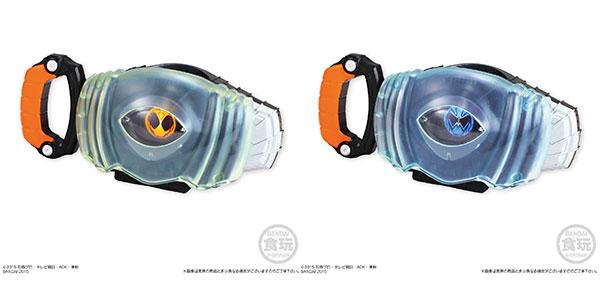 仮面ライダーゴースト ガシャガシャゴーストドライバー 6個入りBOX(食玩)[バンダイ]《在庫切れ》