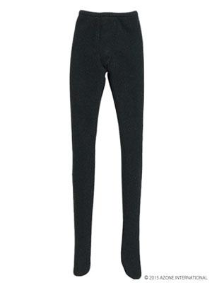 ピュアニーモサイズ PNMソフトタイツ ブラック(ドール用衣装)[アゾン]《発売済・在庫品》