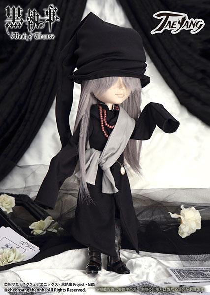 TAEYANG(テヤン)/黒執事 Undertaker(アンダーテイカー)[グルーヴ]《発売済・在庫品》