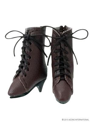 ピュアニーモサイズ PNMクラシカルミドルブーツ ブラウン(ドール用衣装)[アゾン]《在庫切れ》