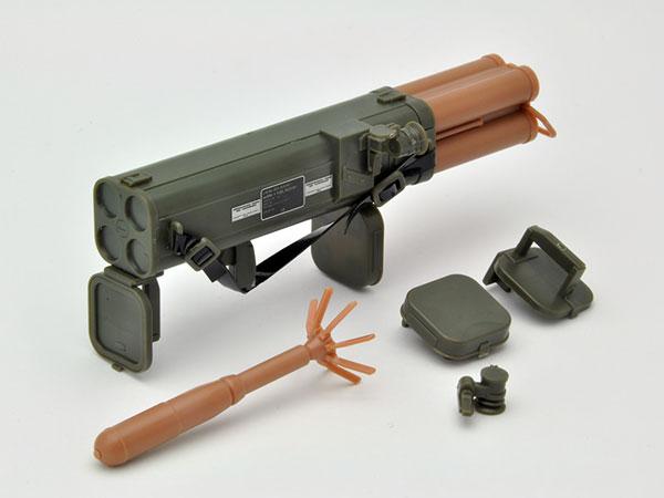 リトルアーモリー LA017 1/12 M202A1 FLASHタイプ プラモデル[トミーテック]《発売済・在庫品》
