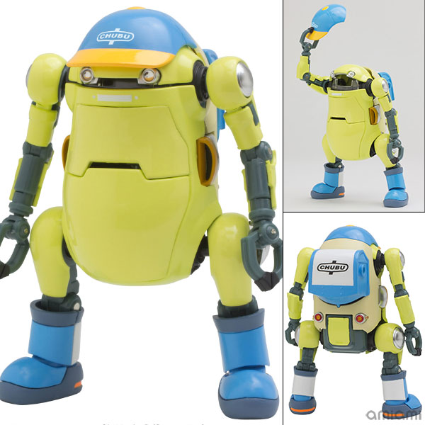 35 Mechatro WeGo Deluxe Yellowish Green(Pre-order)35メカトロウィーゴ でらっくす・きみどりScale Figure