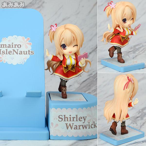 Choco Sta - Amairo Islenauts: Shirley Warwick Complete Figure(Pre-order)Scale Figure