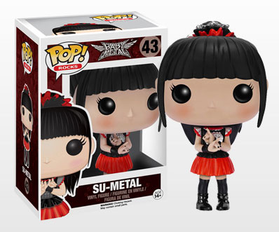 POP! -Rock Series: BABYMETAL SU-METAL(再販)[ファンコ]《在庫切れ》
