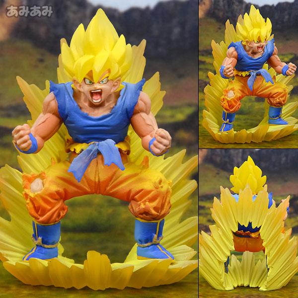 ドラカプメモリアル 02 ドラゴンボール超 超サイヤ人 孫悟空 完成品フィギュア[メガハウス]《在庫切れ》