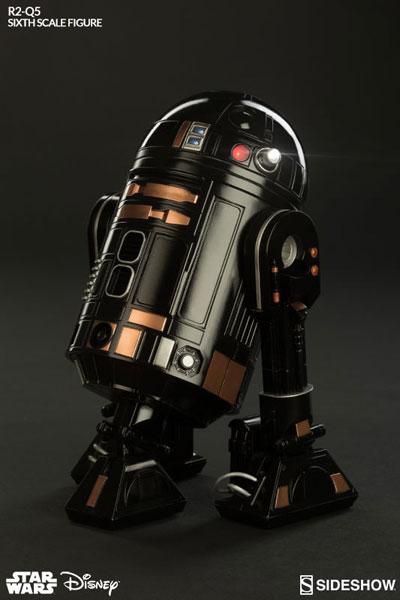 『スター・ウォーズ』1/6スケールフィギュア【ドロイド・オブ・スター・ウォーズ】R2-Q5[サイドショウ]【送料無料】《在庫切れ》