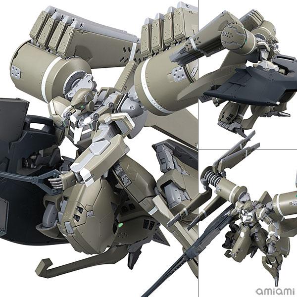 ヴァリアブルアクション 「アルドノア・ゼロ」 KG-7 アレイオン 宇宙用装備(宮沢模型流通限定)[メガハウス]《在庫切れ》