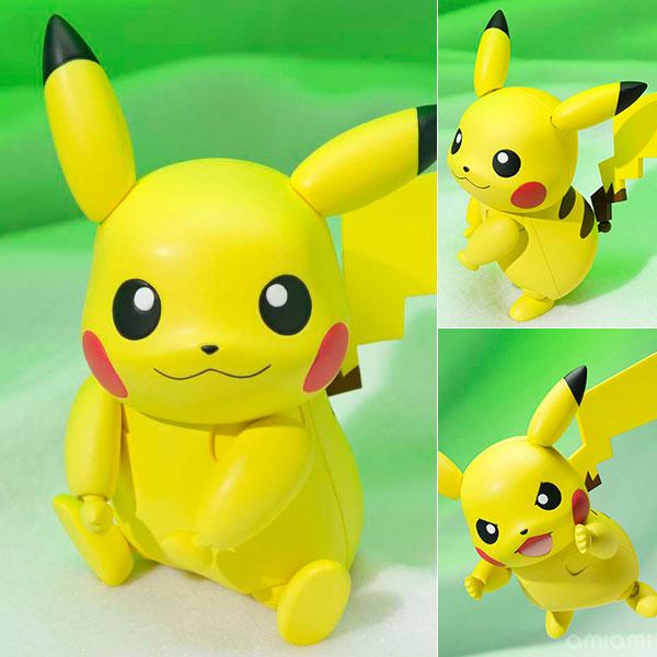 S.H. Figuarts - Pikachu