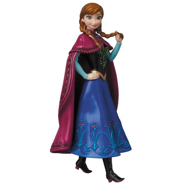 ウルトラディテールフィギュア No.257 UDF Disney シリーズ5 アナ 『アナと雪の女王』[メディコム・トイ]《発売済・在庫品》
