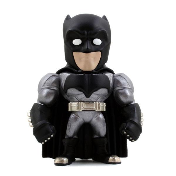 バットマンvsスーパーマン/ メタルズ ダイキャスト 4インチ フィギュア: バットマン[Jada Toys]《発売済・在庫品》