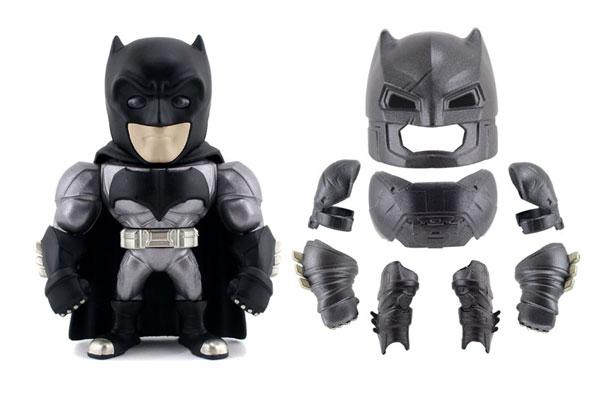 バットマンvsスーパーマン/ メタルズ ダイキャスト 6インチ フィギュア: アーマード バットマン[Jada Toys]《取り寄せ※暫定》