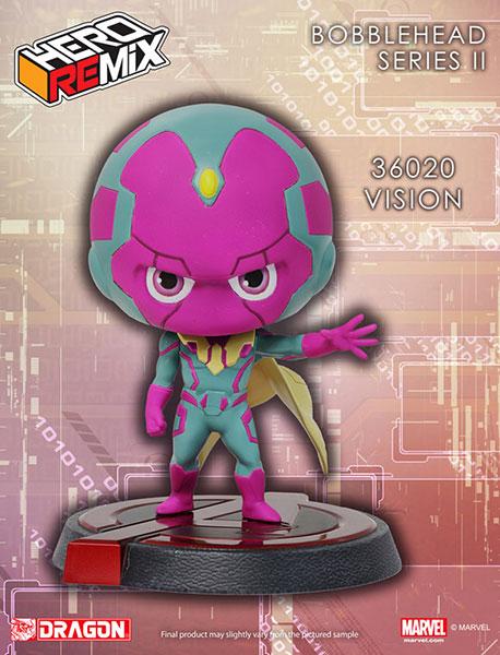 Hero Remix Bobble Head Series - Avengers: Vision (Complete Figure)(Back-order)ヒーローリミックス ボブルヘッドシリーズ アベンジャーズ ヴィジョン(完成品)Scale Figure