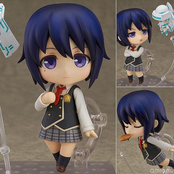 Nendoroid - School Girl Strikers: Satoka Sumihara(Pre-order)ねんどろいど スクールガールストライカーズ 澄原サトカNendoroid