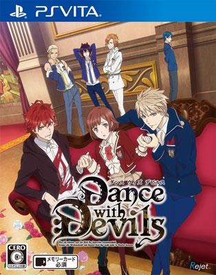 PS Vita Dance with Devils 通常版(早期予約特典:ドラマCD 付)[Rejet]《在庫切れ》