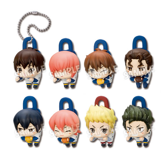 Deforme Clip - Ace of Diamond 8Pack BOX(Pre-order)でふぉめくりっぷ ダイヤのA 8個入りBOXAccessory