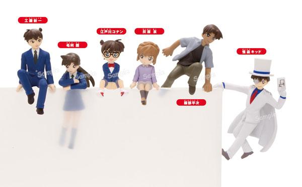 PUTITTO - Detective Conan 6Pack BOX(Pre-order)PUTITTO series(プティットシリーズ)/PUTITTO「名探偵コナン」 6個入りBOXAccessory