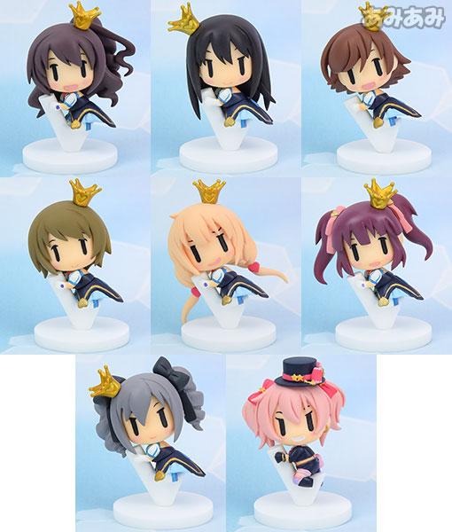 Cord Mascot - THE IDOLM@STER Cinderella Girls 1st Stage 8Pack BOX(Pre-order)コードマスコット アイドルマスターシンデレラガールズ 1stステージ 8個入りBOXAccessory